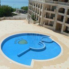Отель Cabacum Beach Private Apartaments Болгария, Генерал-Кантраджиево - отзывы, цены и фото номеров - забронировать отель Cabacum Beach Private Apartaments онлайн бассейн
