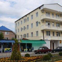 Гостиница Азалия Стандартный семейный номер с двуспальной кроватью фото 9