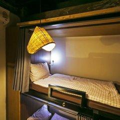 Отель Rachanatda Homestel 2* Кровать в общем номере с двухъярусной кроватью фото 16