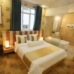 Thuy Sakura Hotel & Serviced Apartment 3* Номер Делюкс с различными типами кроватей фото 2