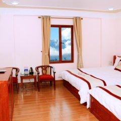 Sunshine Sapa Hotel 3* Номер Делюкс с двуспальной кроватью фото 7