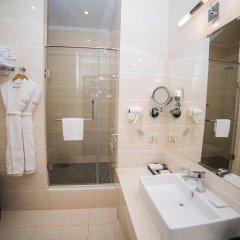 Гостиница Бутик-Отель Джельсомино Казахстан, Нур-Султан - 3 отзыва об отеле, цены и фото номеров - забронировать гостиницу Бутик-Отель Джельсомино онлайн ванная