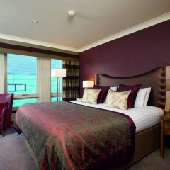 Macdonald Holyrood Hotel 4* Представительский номер с двуспальной кроватью фото 3