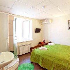 Гостиница Маринара Стандартный номер с двуспальной кроватью (общая ванная комната) фото 6