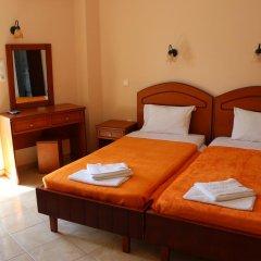 Отель Athinaiko 2* Стандартный номер с двуспальной кроватью фото 14