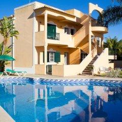 Отель Agapito Flats Португалия, Албуфейра - отзывы, цены и фото номеров - забронировать отель Agapito Flats онлайн бассейн фото 2