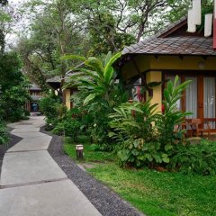 Отель Baan Talay Dao 3* Вилла с различными типами кроватей фото 3