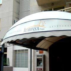 Отель Aparthotel Almonsa Platja Испания, Салоу - 6 отзывов об отеле, цены и фото номеров - забронировать отель Aparthotel Almonsa Platja онлайн городской автобус