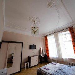 Hostel on Bolshaya Zelenina 2 Стандартный номер с разными типами кроватей фото 11