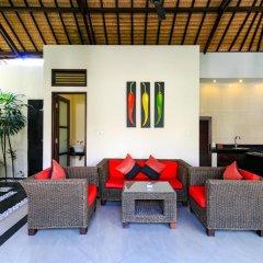 Отель Aleesha Villas 3* Улучшенная вилла с различными типами кроватей фото 15