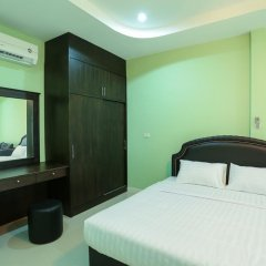 Отель Hassana House Апартаменты с различными типами кроватей фото 2