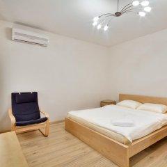 Апартаменты LikeHome Апартаменты Тверская Студия Делюкс разные типы кроватей фото 13