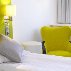Thon Hotel Brussels City Centre 4* Люкс с двуспальной кроватью фото 6