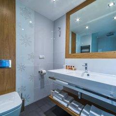 Отель Rezydencja Nosalowy Dwór Стандартный номер с различными типами кроватей фото 12
