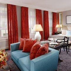Отель Baur au Lac Швейцария, Цюрих - отзывы, цены и фото номеров - забронировать отель Baur au Lac онлайн комната для гостей фото 2