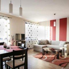 Апартаменты Madrid Apartments Cherkovna комната для гостей фото 3