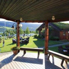 Lillehammer Turistsenter Budget Hotel фитнесс-зал фото 2