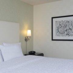 Отель Hampton Inn & Suites Chicago Downtown 3* Стандартный номер с 2 отдельными кроватями