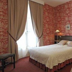 Отель Hôtel Clément 2* Стандартный номер с 2 отдельными кроватями фото 3
