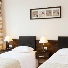Qubus Hotel Gdańsk 4* Стандартный номер с различными типами кроватей фото 2