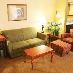 Отель Hampton Inn & Suites Los Angeles Burbank Airport 3* Студия фото 3