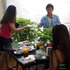 Отель Koh Larn White House питание