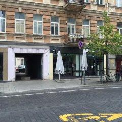 Отель Résidence Rotundo парковка