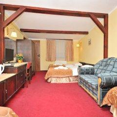 Отель Pensjonat Stańczyk 2* Стандартный номер фото 5