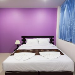 Отель Tim Mansion 3* Стандартный номер двуспальная кровать