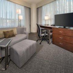 Отель Courtyard Washington, DC/U.S. Capitol США, Вашингтон - 1 отзыв об отеле, цены и фото номеров - забронировать отель Courtyard Washington, DC/U.S. Capitol онлайн комната для гостей фото 3