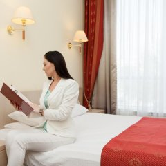 AMAKS Конгресс-отель 3* Стандартный номер с различными типами кроватей фото 17