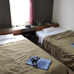 Hotel Tetora 3* Стандартный номер с 2 отдельными кроватями фото 9