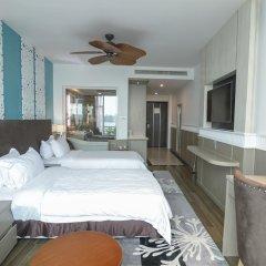 The Hanoi Club Hotel & Lake Palais Residences комната для гостей фото 16