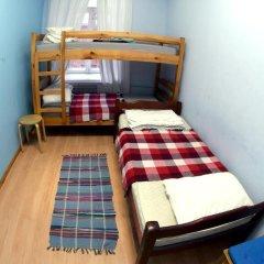 Fantomas Hostel Номер Эконом разные типы кроватей фото 4
