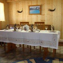 Гостиница Guest House in Dombay в Домбае отзывы, цены и фото номеров - забронировать гостиницу Guest House in Dombay онлайн Домбай питание фото 3