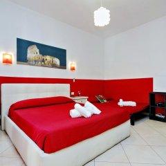 Отель Dandi Domus 2* Стандартный номер с различными типами кроватей фото 3
