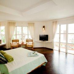Отель Tanaosri Resort 3* Вилла с различными типами кроватей фото 3