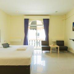 Отель Zing Resort & Spa 3* Номер Делюкс с различными типами кроватей фото 2