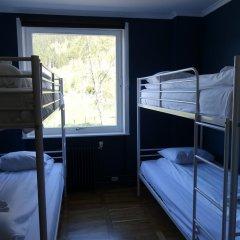 Trolltunga Hotel 2* Кровать в общем номере с двухъярусной кроватью фото 3