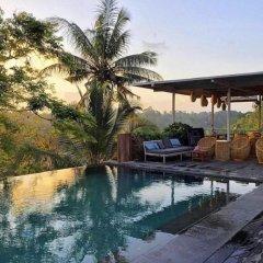 Отель Bisma Eight Ubud бассейн фото 3