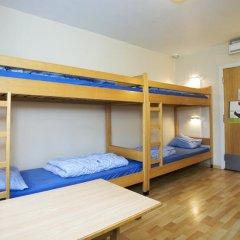 Отель Oslo Vandrerhjem Haraldsheim Кровать в женском общем номере фото 2