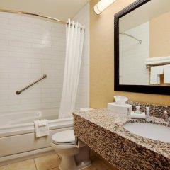 Отель Travelodge by Wyndham Saskatoon 3* Стандартный номер с различными типами кроватей фото 4