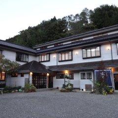 Отель Mizubasho no Yado Higashi Нумата парковка