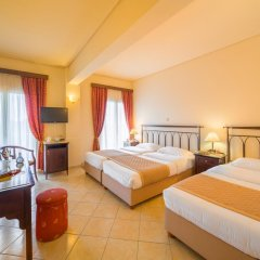 Arcadion Hotel 3* Стандартный номер с различными типами кроватей фото 9