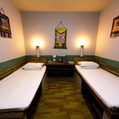 Hello Chengdu International Youth Hostel Стандартный номер с различными типами кроватей фото 5