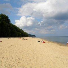 Отель Dworek Admiral пляж
