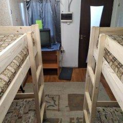 Гостиница Inn RoomComfort Кровать в общем номере двухъярусные кровати фото 19