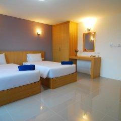 Отель Leelawadee Naka 3* Стандартный номер разные типы кроватей фото 2