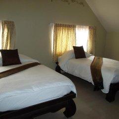 Отель Villa Thongbura 3* Студия с различными типами кроватей фото 2