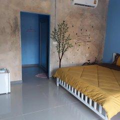 Отель Preawwaan Seaview Ko Laan Номер категории Эконом с различными типами кроватей